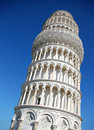Leaning Pisa tower, Italy Stock Image