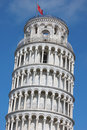 Leaning Tower in Pisa Stock Photography