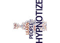 Learn To Hypnotize Text Background  Word Cloud Concept Royalty Free Stock Photo