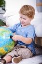 Studium o země