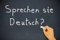 Štúdium jazyk nemec
