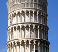 The learning tower - La torre pendente di Pisa Stock Photo