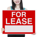 For Lease Royalty Free Stock Image