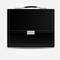 Leather brief case icon vector illustration this is file of eps format Royalty Free Stock Photos