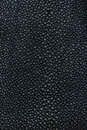 Leather texture background black pattern on a made ​​of Stock Photography