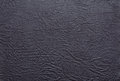 Leather texture zoom in of the black Royalty Free Stock Images