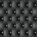 Leather upholstery pattern Royalty Free Stock Image