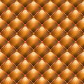 Leather Upholstery Seamless Texture Royalty Free Stock Images