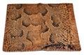 Leather Wallet Of Lizard.