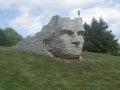 Leatherlips Stone Face