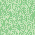 Leaves seamless background with green Stock Photos