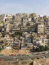 Lebanese town Royalty Free Stock Photo