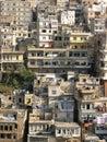 Lebanese town Royalty Free Stock Photo