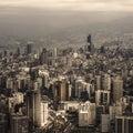 Lebanon cityscape Royalty Free Stock Photo