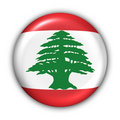 Lebanon Flag Royalty Free Stock Image
