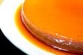 Leche flan Royalty Free Stock Photo