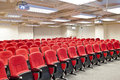 Lecture room it is a Royalty Free Stock Images