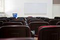 Lecture room Royalty Free Stock Photo