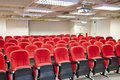 Lecture room it is a in university Royalty Free Stock Images