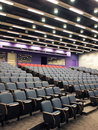 Lecture theater Royalty Free Stock Image