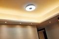 Led ceiling Royalty Free Stock Photo