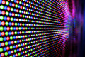 LED display Royalty Free Stock Photo