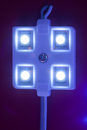 Led light module Stock Images