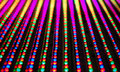 Led screen panel texture Royalty Free Stock Image