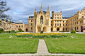 Lednice Castle Royalty Free Stock Photo