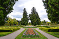 Lednice Gardens Royalty Free Stock Photo
