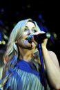 Lee Ann Womack Performs at Barnstable-Brown Gala Stock Photos