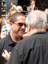 Lee Unkrich na premier de Toy Story 3 Imagem de Stock Royalty Free