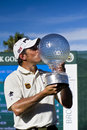 Lee Westwood - NGC2010 Photo stock