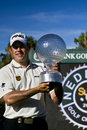 Lee Westwood - NGC2010 Imagem de Stock Royalty Free