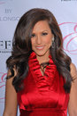 Leeann tweeden at the eva longoria parker fragrance launch party for eva beso hollywood ca Royalty Free Stock Photos
