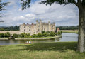 Leeds Castle, Kent, UK Royalty Free Stock Photo
