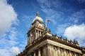 Leeds City Hall Royalty Free Stock Photo