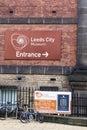 Leeds City Museum Royalty Free Stock Photo