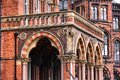 Leeds listed building Royalty Free Stock Photo