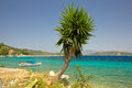 Lefkada island, Greece Royalty Free Stock Photos