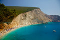 Lefkada island, Greece Stock Photo