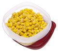 Leftover Corn Stock Photography
