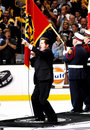 The Legend Rene Rancourt Royalty Free Stock Image