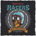 Legendary Racers Poster