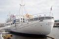 Legendary ship Vityaz. Royalty Free Stock Photos