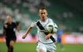 Legia warsaw fk kukesi europa league qualifications poland august nd round poland armenia o p norbert bartczak Stock Photos