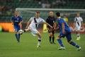 Legia warsaw fk kukesi europa league qualifications poland august nd round poland armenia o p ondrej duda Royalty Free Stock Photo
