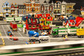 Lego city each year one of the largest fans in the world takes place in jaarbeurs in utrecht netherlands the exhibition is called Royalty Free Stock Images