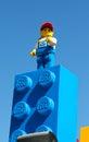 Stock Photography Lego men