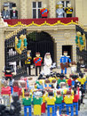 Lego Royal Wedding Royalty Free Stock Image